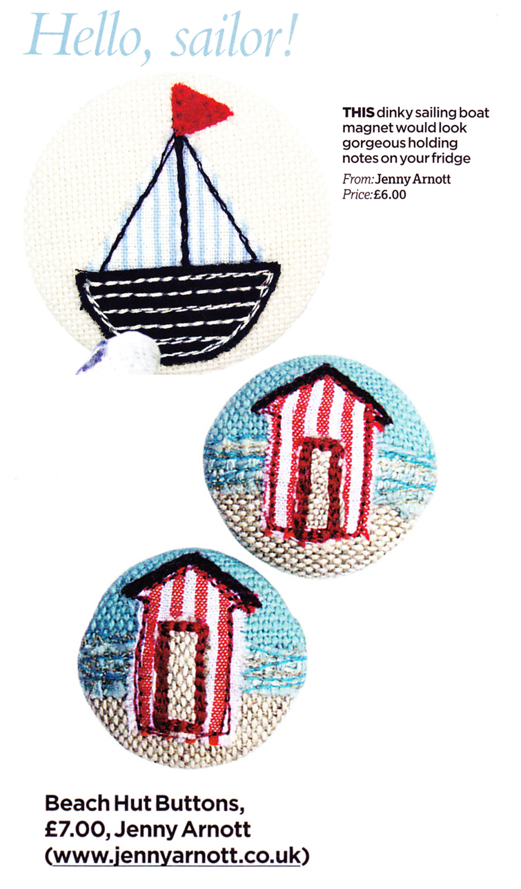 CrossStitcher - August 2011