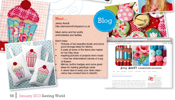 Sewing World - December 2012